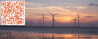海边风机发电站